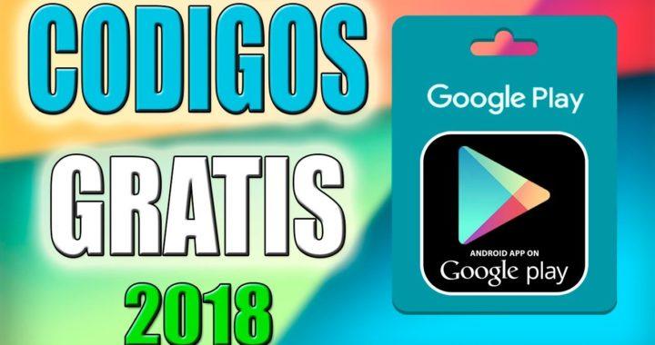 COMO GENERAR CODIGOS DE GOOGLE PLAY GRATIS 2018 ENERO (ACTUALIZADO)