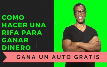 Como Hacer Una Rifa Para Ganar Dinero/gana un auto