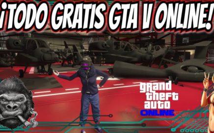 COMPRAR TODO GRATIS DINERO ILIMITADO (FROZEN MONEY GLITCH) GTA V ONLINE 1.43