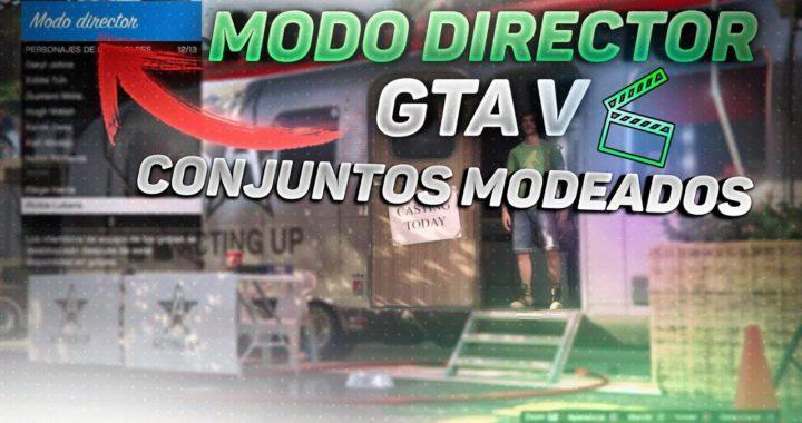 *CONJUNTOS HACKERS* CONJUNTOS MODEADOS MODO DIRECTOR | GTA V ONLINE 1.43 | PS4 - XBOX ONE
