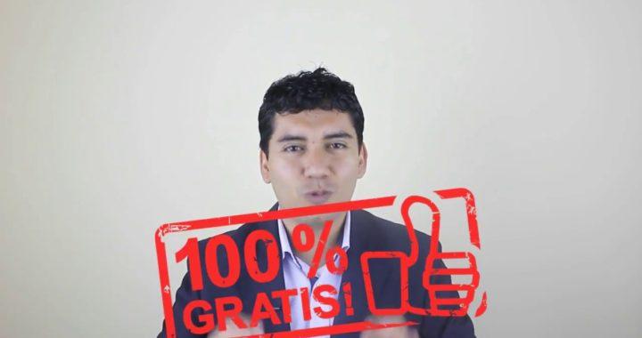 Curso 100% gratis para ganar Online Miexitonline.com