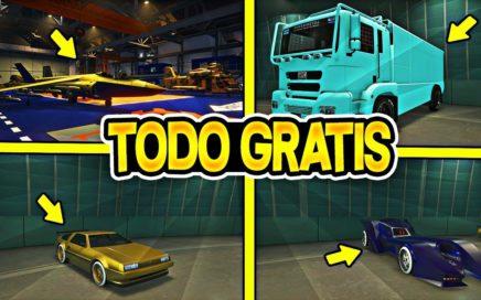 DESPUÉS DE ESTOS PASOS SERAS MILLONARIO!!! GTA 5 ONLINE!   -*TODO GRATIS-*  DINERO INFINITO 1.43