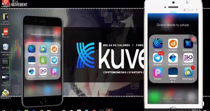 Dinero Gana en Automático de Forex de Kuvera Khronos