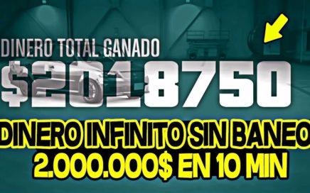 DINERO INFINITO (LEGAL) PARA POBRES! +.2000.000$ EN 10 MINUTOS! [DINERO GRATIS 1.43 ]GOLPE DE BOGMAN