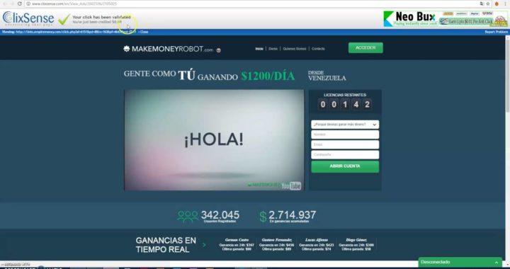 DOS MANERAS DE GANAR DINERO RÁPIDO EN INTERNET