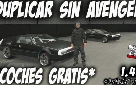 DUPLICAR COCHES SIN AVENGER - GTA 5 - NUEVO METODO SUPER FACIL - (PS4 - XBOX One)