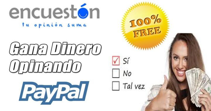 Encueston, Gana Dinero a Paypal con Encuestas Remuneradas (2€ Gratis) | Gokustian