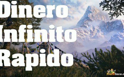 Far Cry 4 - Trucos: Como conseguir Dinero Infinito Rápidamente