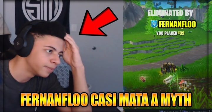 FERNANFLOO CASI MATA A MYTH Y LOLITO REVELA DONDE GANA DINERO TWITCH O YOUTUBE (FORTNITE HIGHLIGHTS)