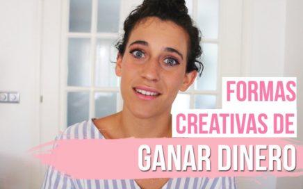 FORMAS CREATIVAS DE GANAR DINERO | Mireya Ferró