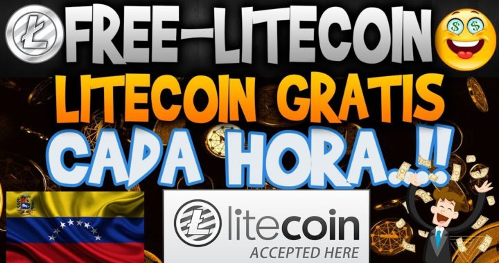 Freelitecoin - Exelente pagina para ganar litecoin cada hora - Totalmente gratis
