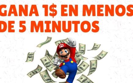 GANA 1$ TOTALMENTE GRATIS Y EN MENOS DE 5 MINUTOS| PROMOCIÓN DE BAYMACK!