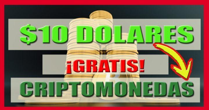 Gana 10 Dolares de Criptomonedas Gratis Con LockTrip ¡Tiempo Limitado!