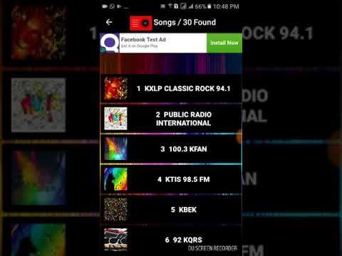 !!Gana dinero con audience network plantilla  app radios online!! $50 dolares