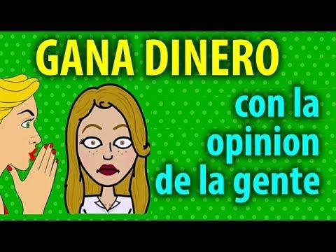 Gana Dinero EN FACEBOOK con La Opinion de La Gente