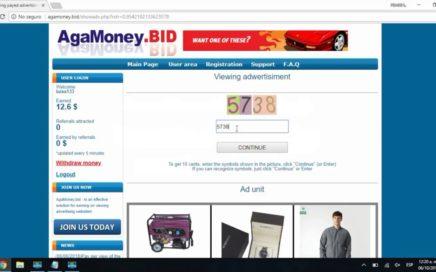 Gana dinero en internet desde la comodidad de tu hogar