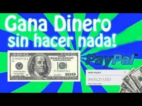 GANA DINERO ILIMITADO SIN HACER NADA Y GRATIS CUALQUIER PAIS JUNIO 2018 (NO CLICKBAY)