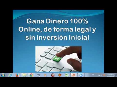 Gana Dinero Legal 100% Online