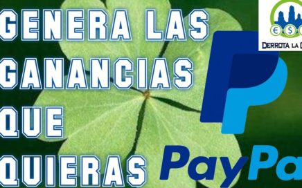 Gana Dinero Para Paypal Semanalmente || Minimo de Cobro 5 Dolares || Derrota la Crisis Spare5