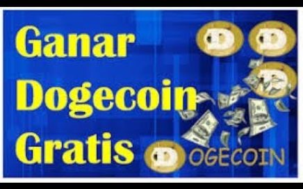 Gana hasta 0.150 Dogecoin cada hora! | Win up to 0.150 Dogecoin every hour!