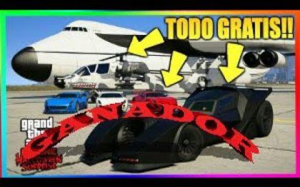 *GANADOR* DEL TODO GRATIS!!!  GTA5 ONLINE  DINERO INFINITO  CUENTA PS4  -DISFRUTALA-
