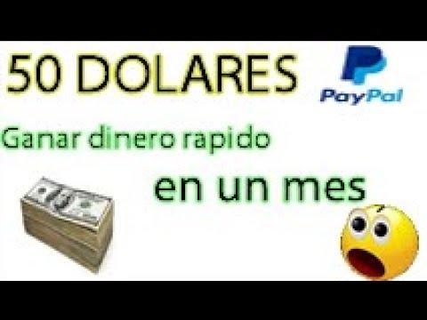 Ganar 50 Dolares sin hacer nada! 10 DOLARES POR REGISTRO