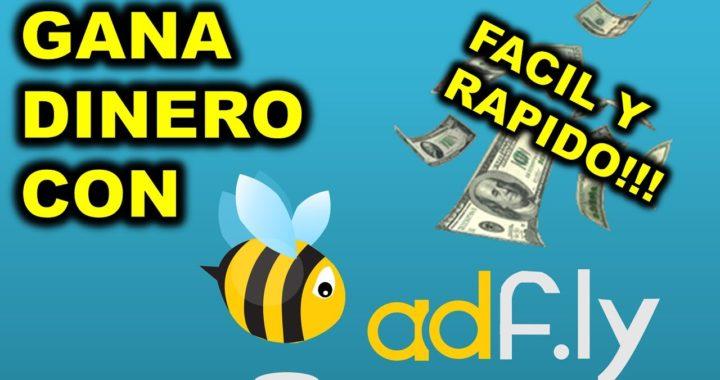 GANAR DINERO EN ADF.LY CON BOTS, FACIL/ EARN MONEY (FEBRERO 2017) FUNCIONANDO