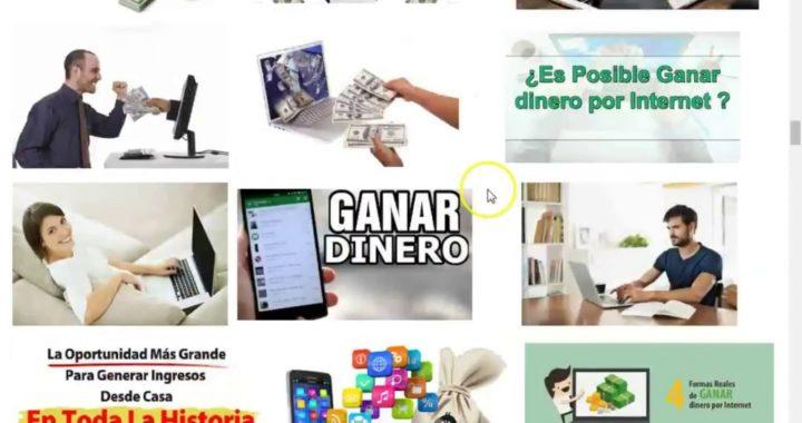 """""""Ganar Dinero"""" """"por Internet""""  rápido y fácil  """"2018"""""""