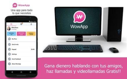 Ganar dinero por internet - WowApp presentación español