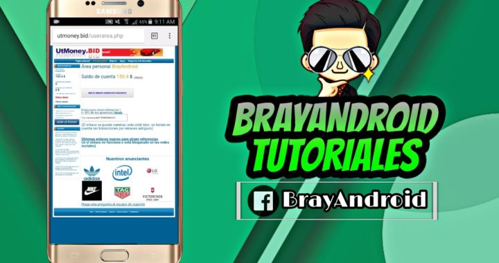Ganar Dinero Por Paypal- Fácilmente |BrayAndroid