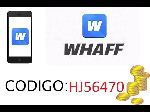Ganar Dinero Rapido Y Facil Desde Tu Android - CON WHAFF REWARDS