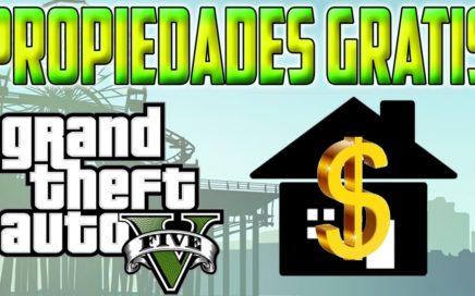 GTA V || COMO COMPRAR TODAS LAS PROPIEDADES Y NEGOCIOS GRATIS || NO AFECTA A LOS TROFEOS / LOGROS