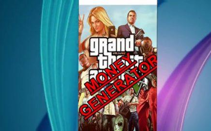 GTA V Money - como ganar dinero facil en gta 5 online