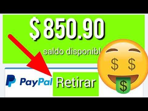 ii muy fácil como ganar dinero para PayPal