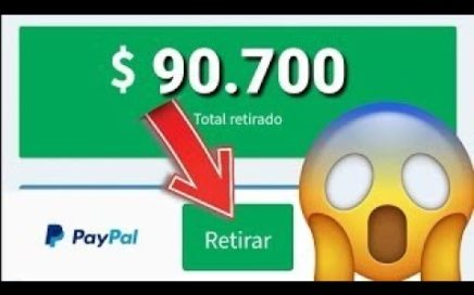 INCREÍBLE APP PARA GANAR 30 USD DIARIOS EN PAYPAL | Ganar Dinero en PayPal Brutalmente 2018