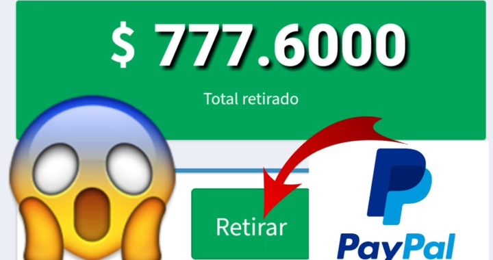 Increíble como ganar dinero gratis y legal en PayPal 2018
