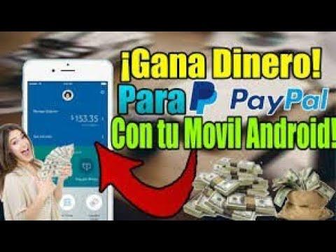 !! increíble !! Nueva app para ganar dinero