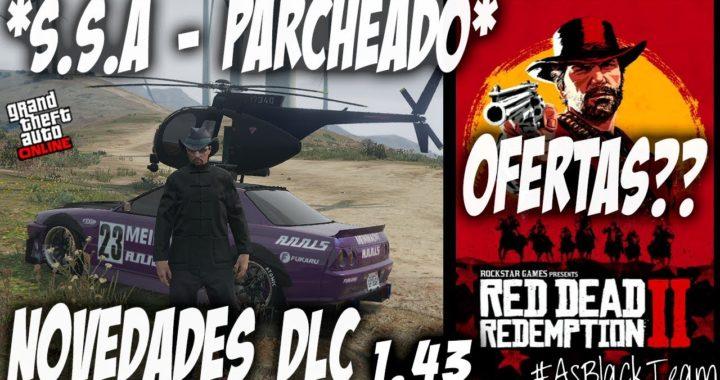 INFORMACION DLC GTA 5 - TRUCO SOLO SIN AYUDA PARCHEADO - OFERTAS AL RESERVAR RED DEAD REDEMPTION 2