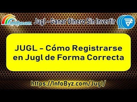 Jugl-Instrucciones de Registro en Jugl en Español para Ganar GRATIS 2018