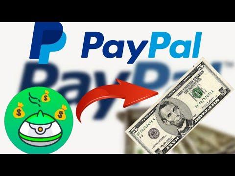 La mejor forma para ganar dinero para PayPal 5$ / link del app