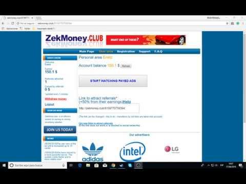 La mejor pagina para ganar dinero por internet facil y rapido!!!