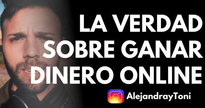 La Verdad que Nadie te Cuenta sobre Ganar Dinero Online | Alejandra y Toni |  Ed2 | V354