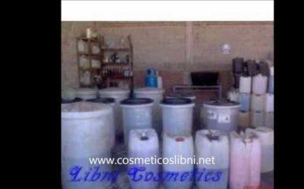 Manual de Formulas para Elaborar Productos de Limpieza y Cosmeticos