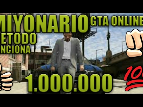 Metodo para ganar dinero facial y rapido en GTA 5 online