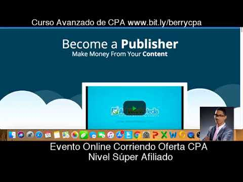 Método Secreto CPA 2018 para Facturar $100 USD Diarios Nivel Súper Afiliado - Ganar dinero con CPA