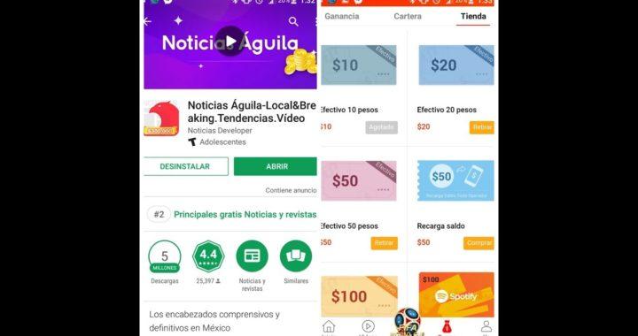 Nueva aplicación para ganar dinero 2018