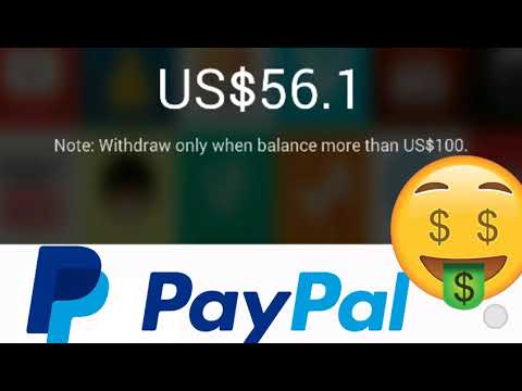 NUEVA APP como ganar dinero para PayPal 2018