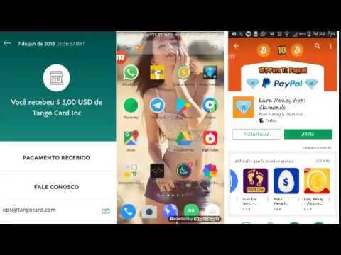 Nueva app para ganar dinero por Paypal haciendo click 2018