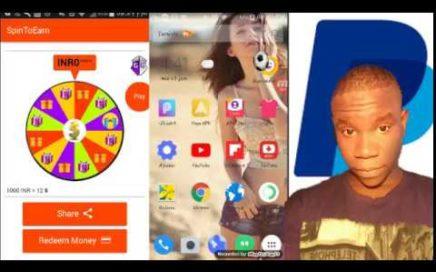 Nueva app para ganar ingreso al día 2018