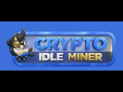 Nueva forma de Ganar dinero. Hora Token (Crypto Idle Miner) Juega y Gana Cryptomonedas